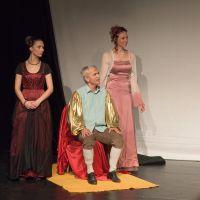 Ondina od Jeana Giraudoux, představení Akademie Tabor (1)