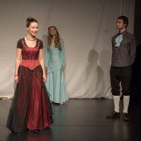 Ondina od Jeana Giraudoux, představení Akademie Tabor (3)