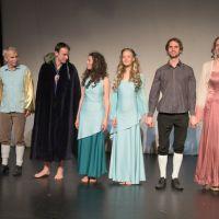 Ondina od Jeana Giraudoux, představení Akademie Tabor (5)